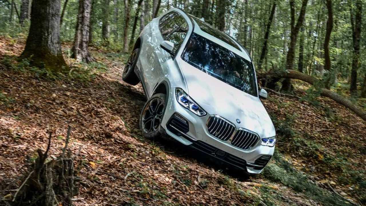 2019 BMW  X5 3.0d 4.0d