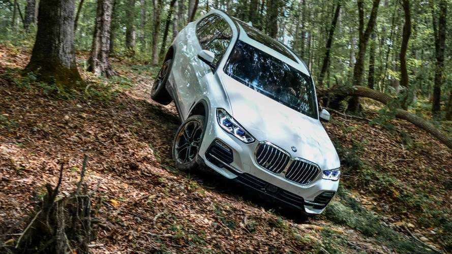 Новый BMW X5: внедорожником не стал, но только потому что ему это не нужно