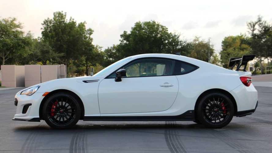 2018 Subaru BRZ tS: Review