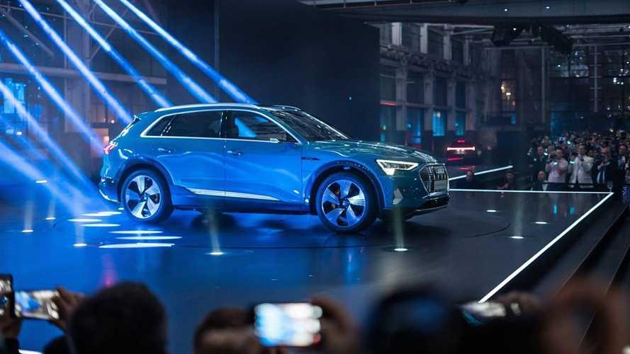 Revue à la baisse, l'autonomie de l'Audi e-tron déçoit