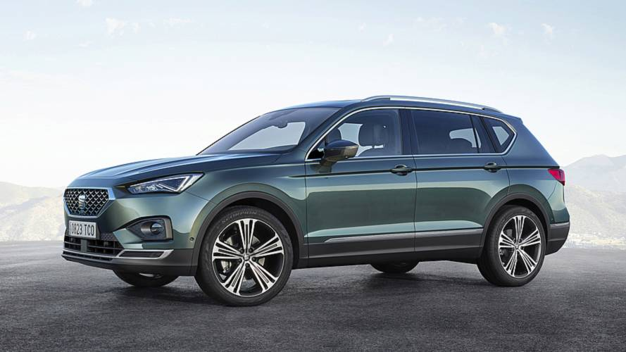 Seat's £28,320 Tarraco seven-seat SUV now available to order