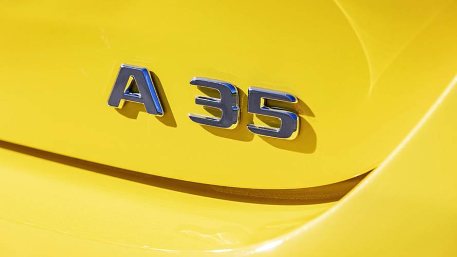 Mercedes Confident New A35 Won't Dilute The AMG Brand