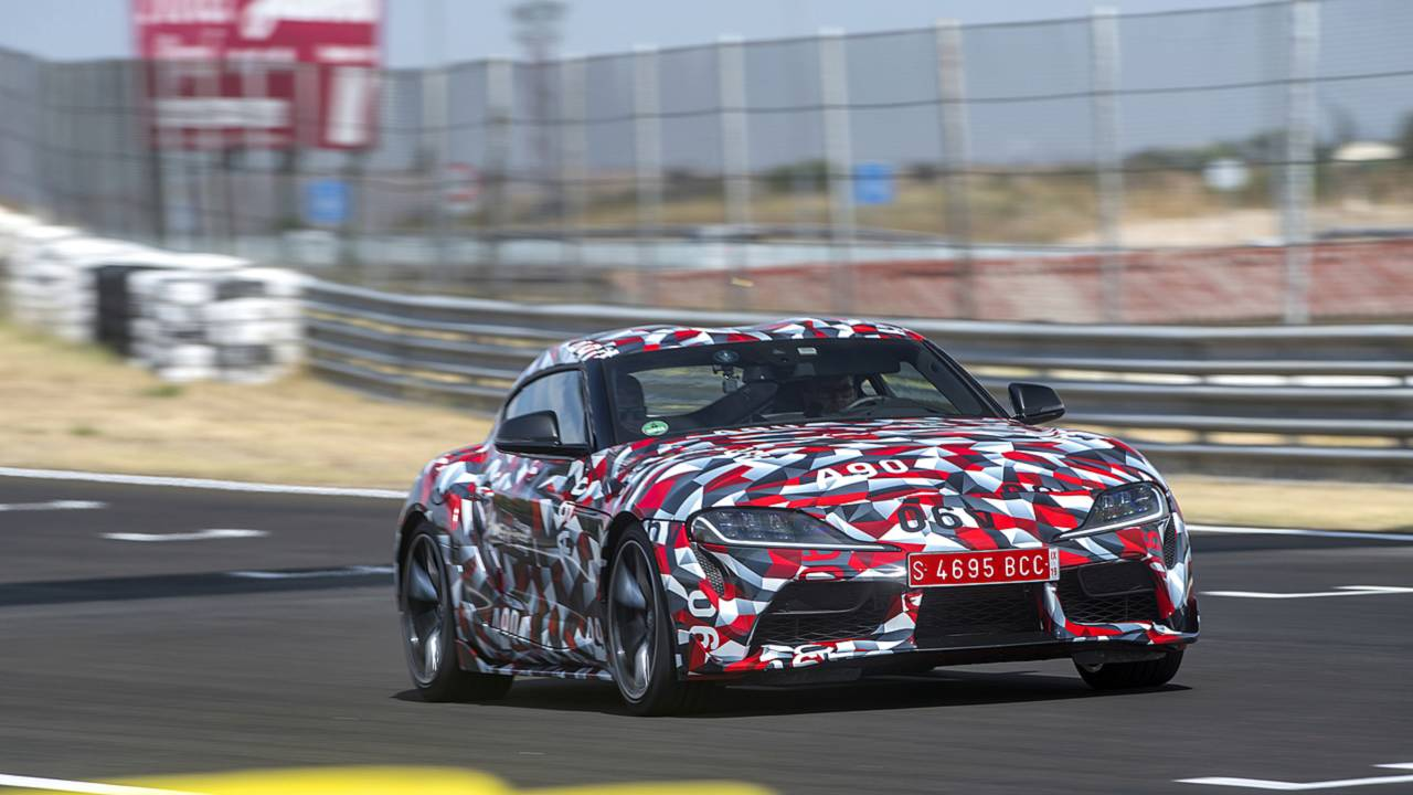Buy Toyota Supra camo wrapping paper for a good cause 44e5fb7d4f