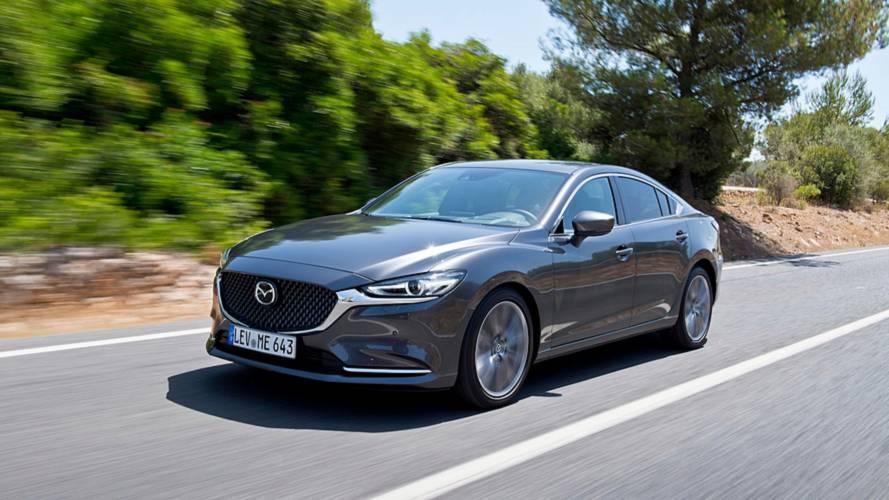 Primera prueba Mazda6 2018: una madurez plena
