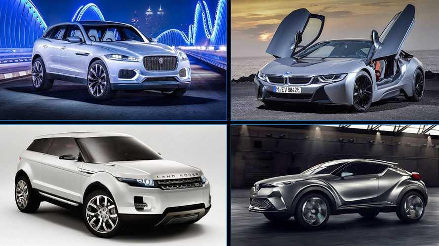 15 concept cars que se hicieron realidad