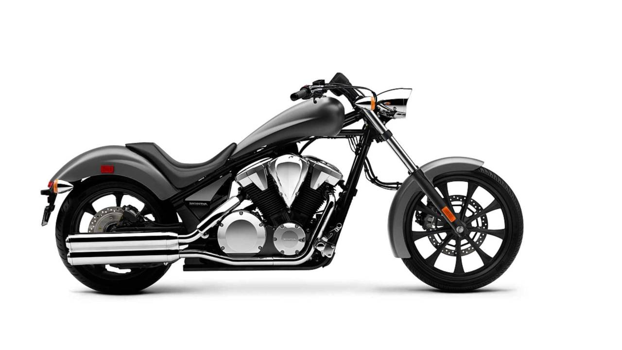 Honda Fury DCT Feature