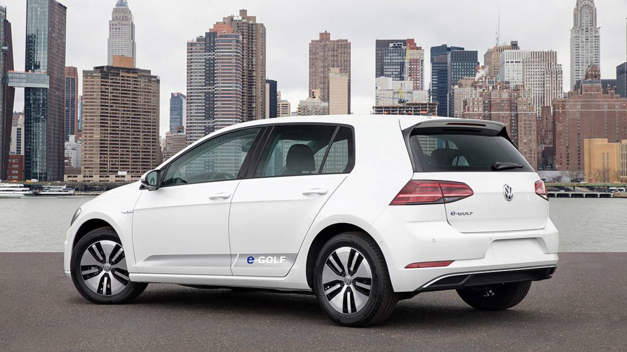 5. VW eGolf