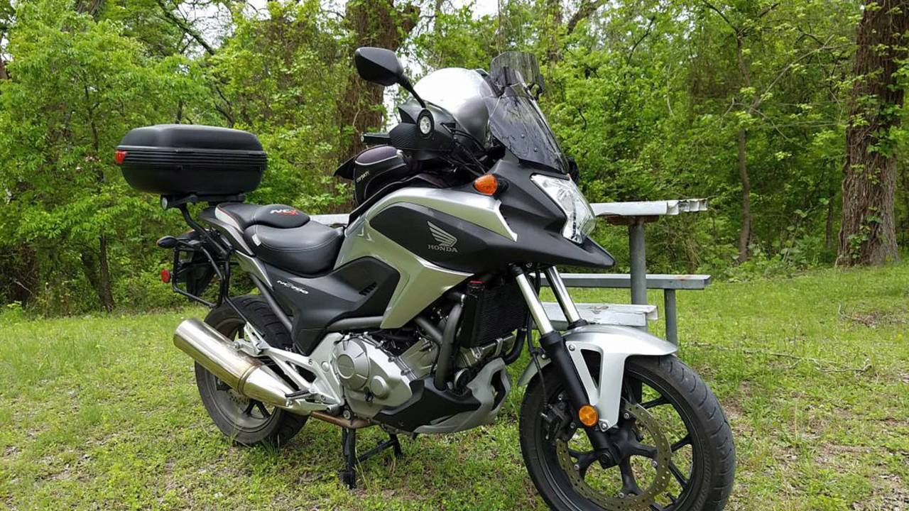The NC700X is a great starter bike for anyone looking to being their dual sport adventure.