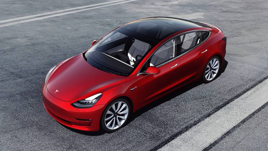 Tesla China Lowers Model 3 SR+ Price To Qualify For New NEV Subsidy Regulations