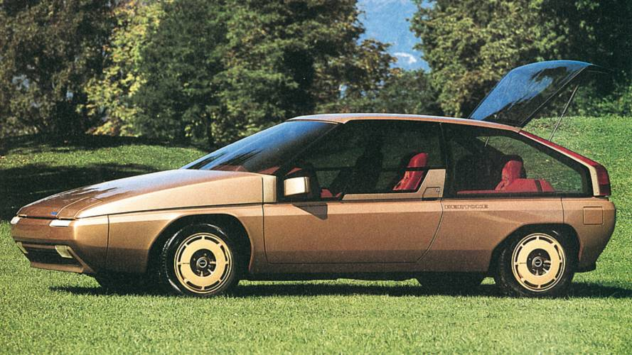 Concepts We Forgot: Mazda MX-81 (1981)