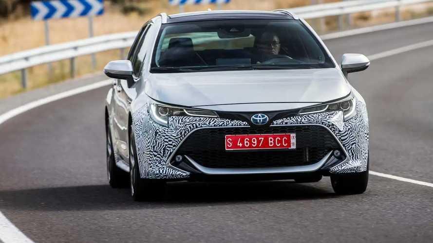 Toyota Corolla Touring Sports, la prova