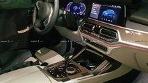 Nouvelles photos espion du BMW X7