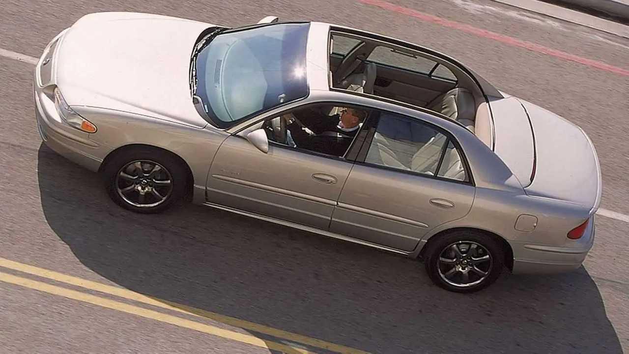 2000 Buick Regal Cielo concept