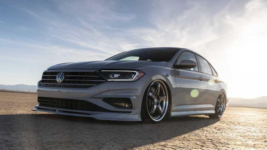 Novo VW Jetta ganha visual agressivo em versões preparadas para o SEMA