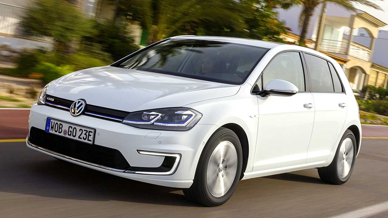 VW e-Golf (100 kW): 48,6 Cent/km