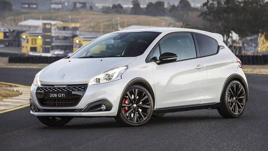 Il n'y aura plus de Peugeot 208 GTi !