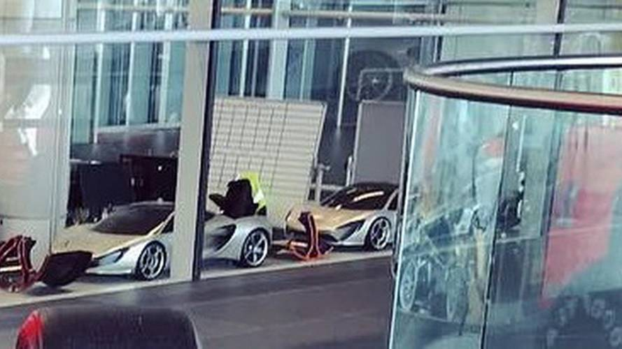 McLaren Posts Image Of Unknown Car, But It's Not The Speedtail