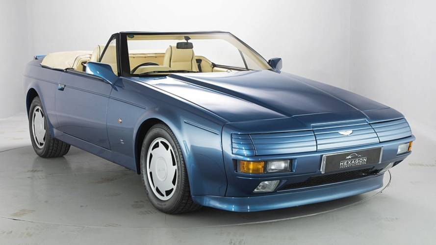 Rare Retro Aston Will Set You Back A Bit