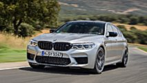 2019 BMW M5 Competition Test