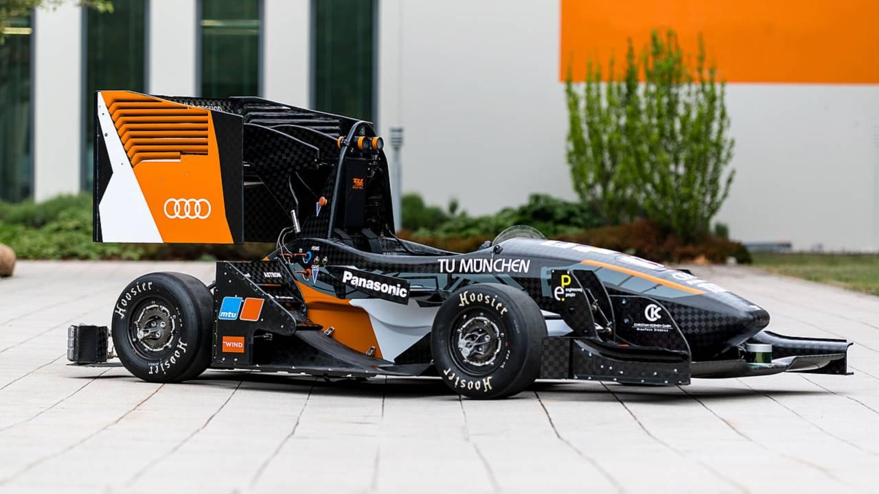 Audi Electric Student Race Car