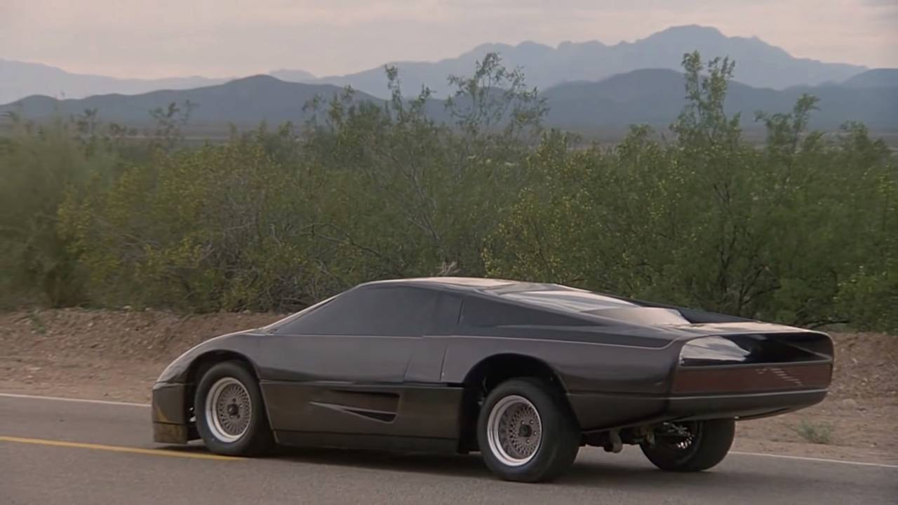 Turbo Interceptor From The Wraith