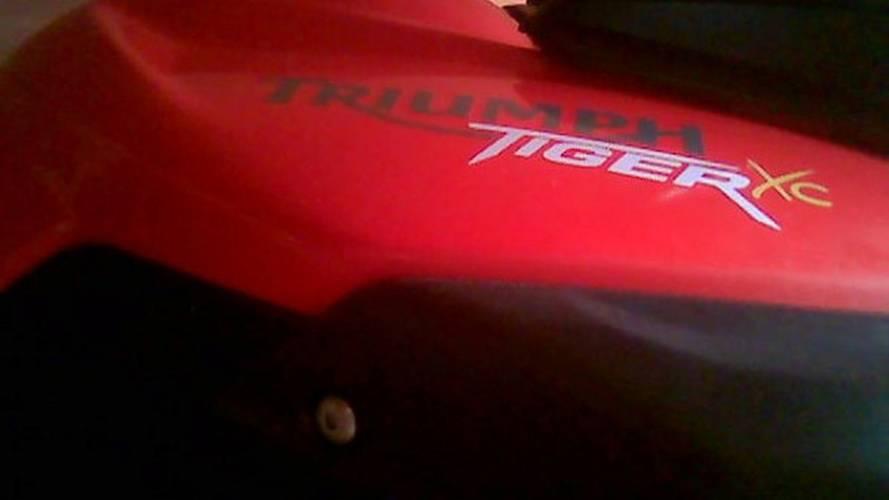 Triumph Tiger 800 leakathon continues