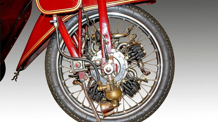 Retro: 1922 Megola 640cc Touring