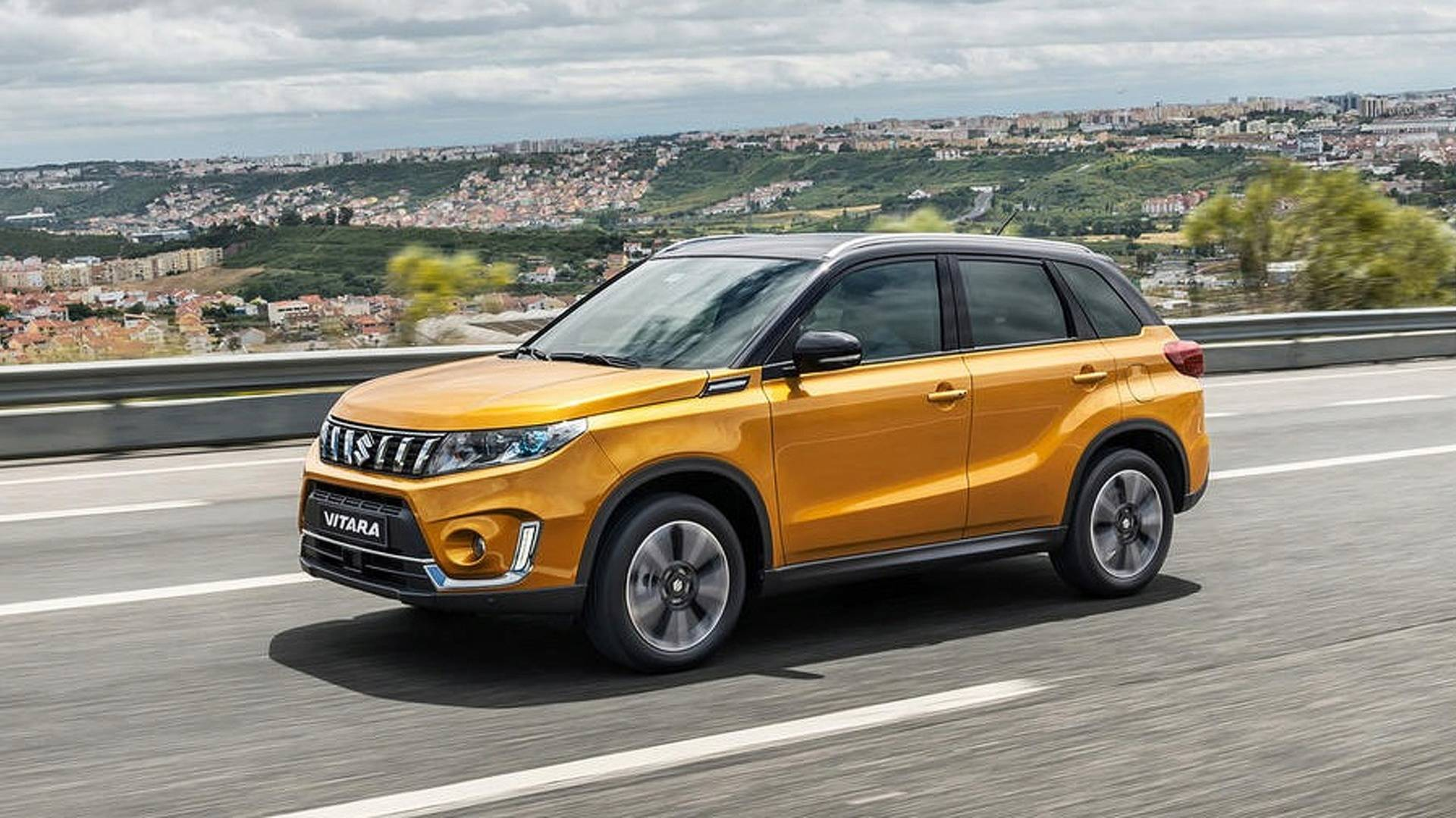 Suzuki Vitara Gets A Nose Job New Engines For 2019