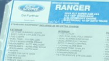 Ford Ranger XL Spy Photos