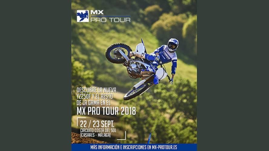 Yamaha motocross YZ250F e YZ85 2019