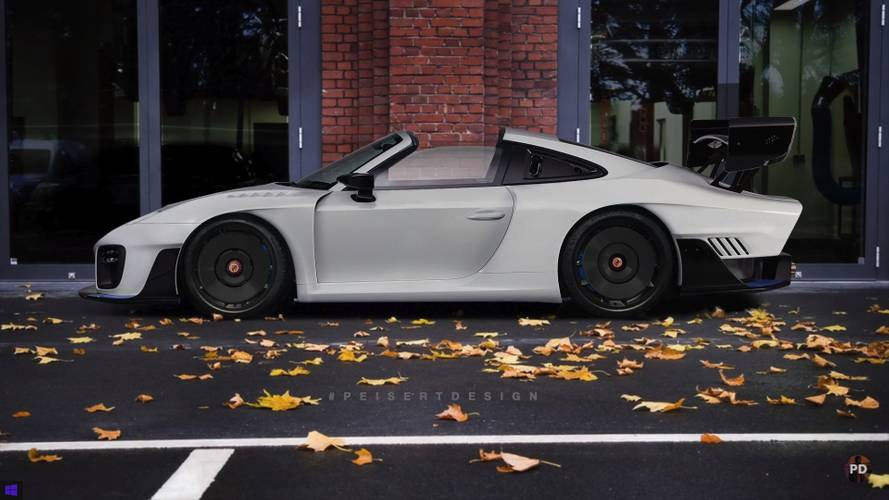 We Badly Want This Porsche 935 Targa Road Car To Happen