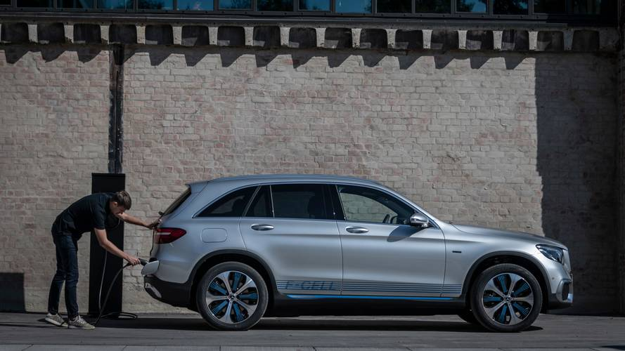 Mercedes GLC, dal 2019 la versione a idrogeno a noleggio