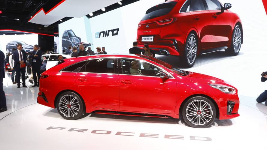 KIA ProCeed 2019: el shooting brake oriental (actualizado)