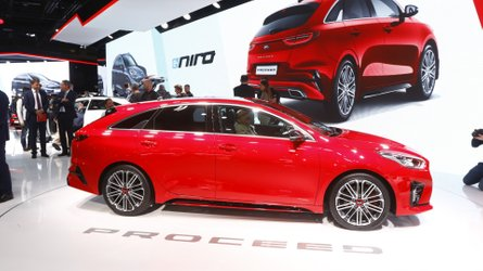 2019 Kia ProCeed Brings Shooting Brake Styling To Paris