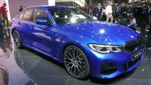 bmw 3er g20 2019 enthuellt