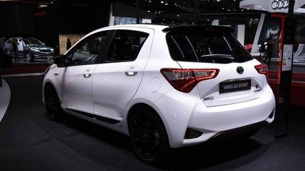 Toyota Yaris GR Sport e Y20, imágenes desde París 2018 (actualizado)