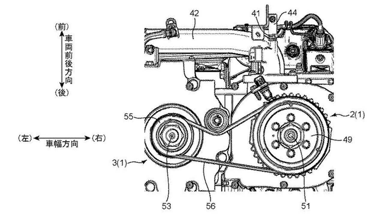Mazda Flips Rotary Engine, Shrinks It Down For Range Extender
