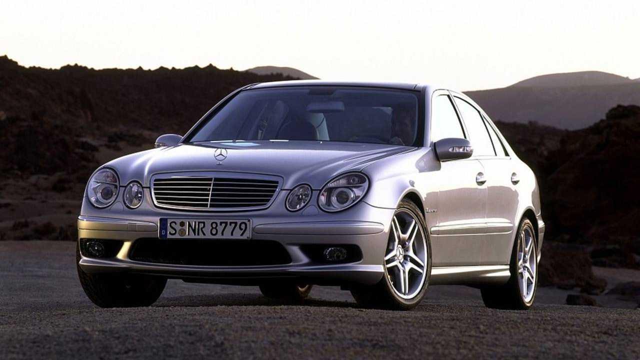 Mercedes-Benz E 55 AMG (2002-2006)