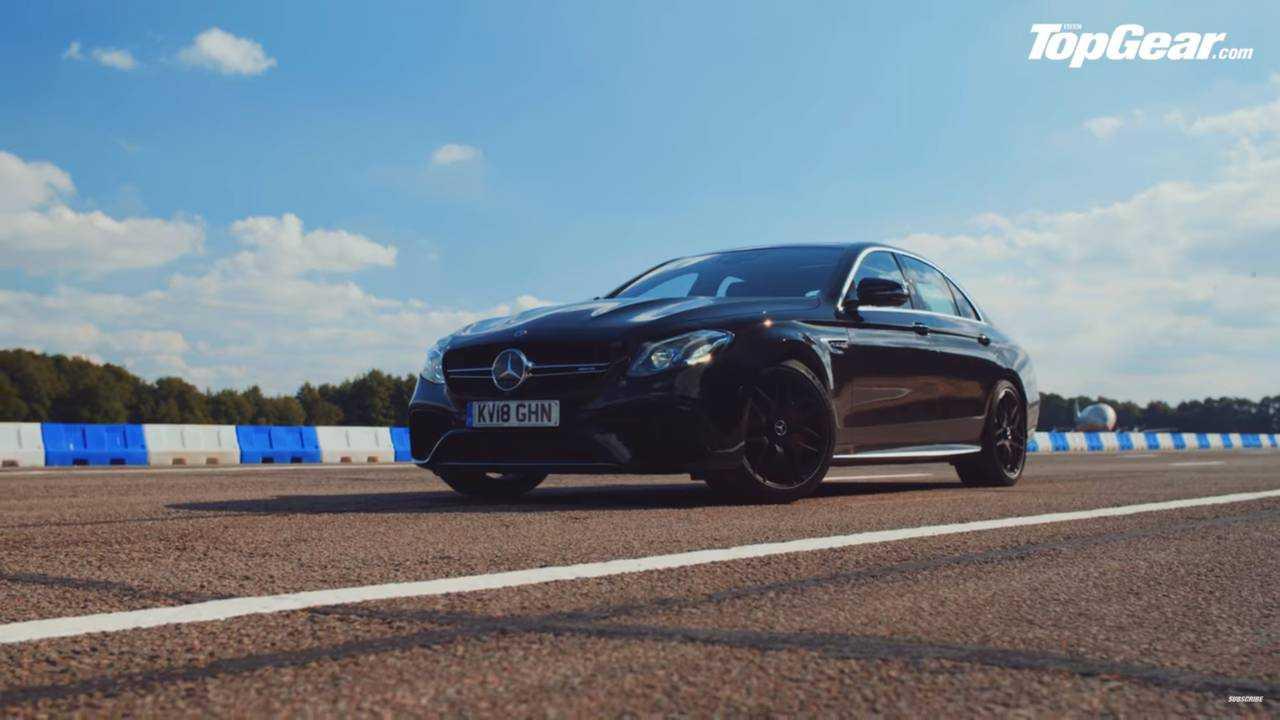 Top Gear Drag Race M5 Vs. E63 Vs Panamera Turbo S E-Hybrid