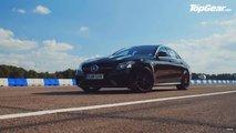 Carrera de aceleración: BMW M5 vs. E 63 vs Panamera Turbo S E-Hybrid