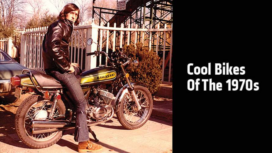 Cool Bikes Of The 1970s