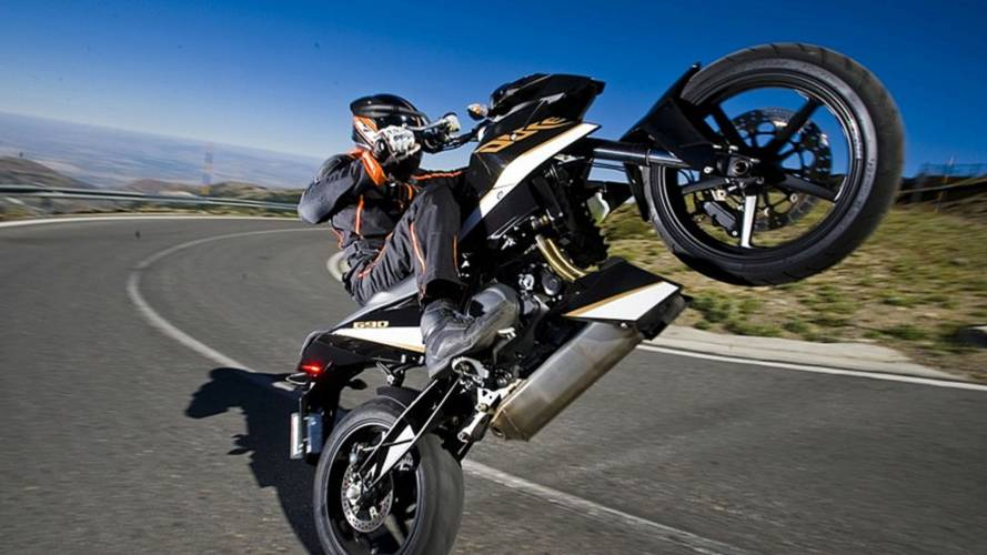 Is KTM doing as well as it says?