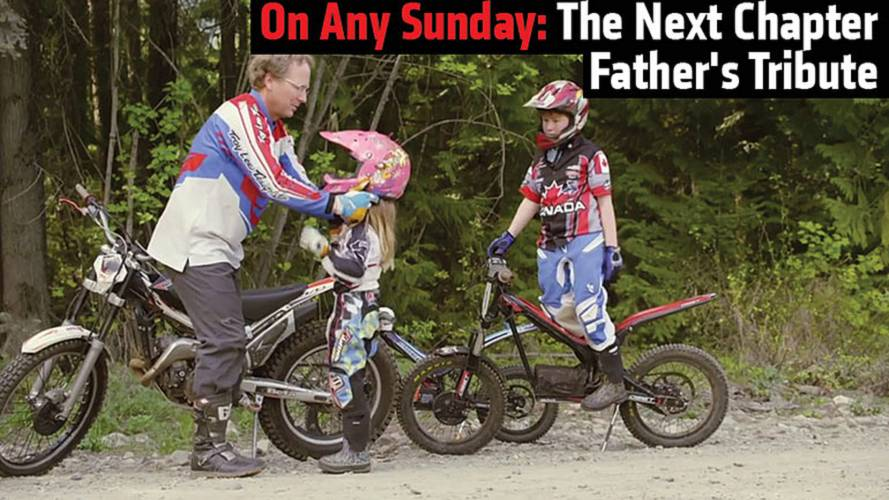On Any Sunday: The Next Chapter Father's Tribute