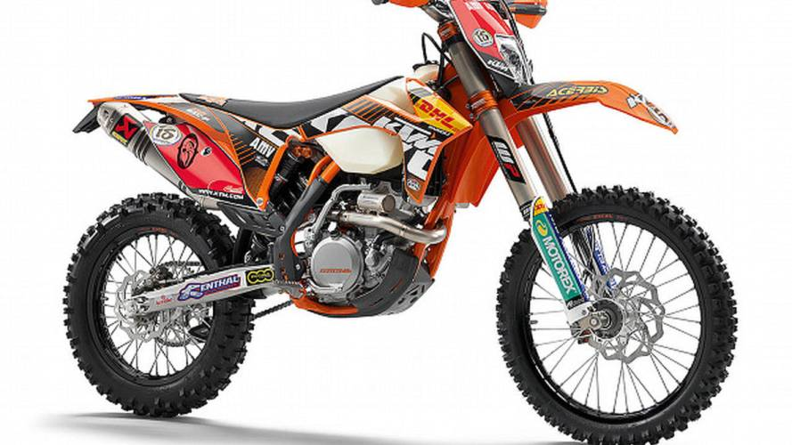 Entire 2011 KTM model line up leaks