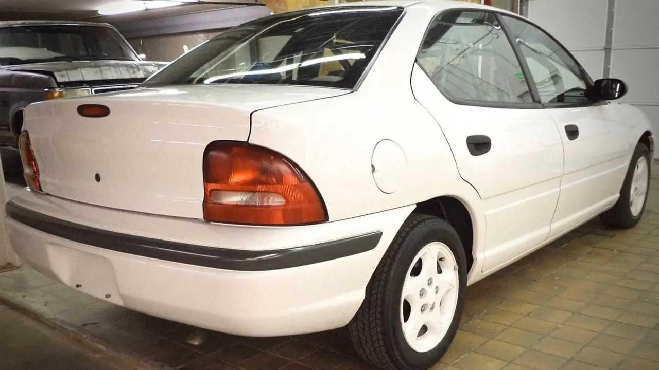 1994 Dodge Neon Acr Motor1 Com Photos