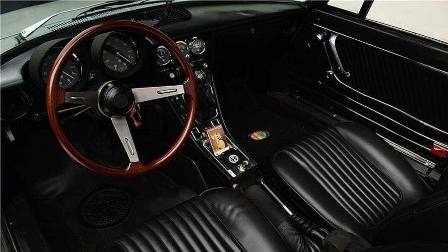 Muhammad Ali Alfa Romeo Auction