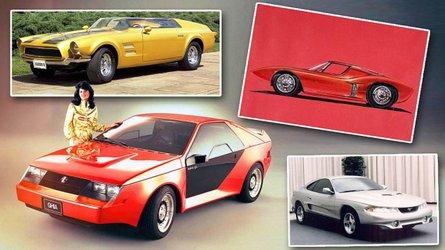 Ford Mustang: Irre Ideen und Konzepte