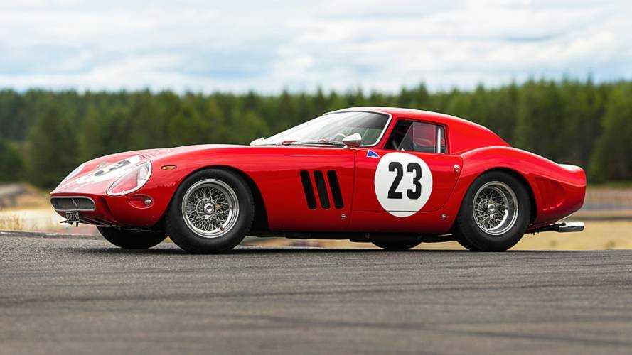 Ferrari 250 GTO, storia di un record (all'asta) annunciato
