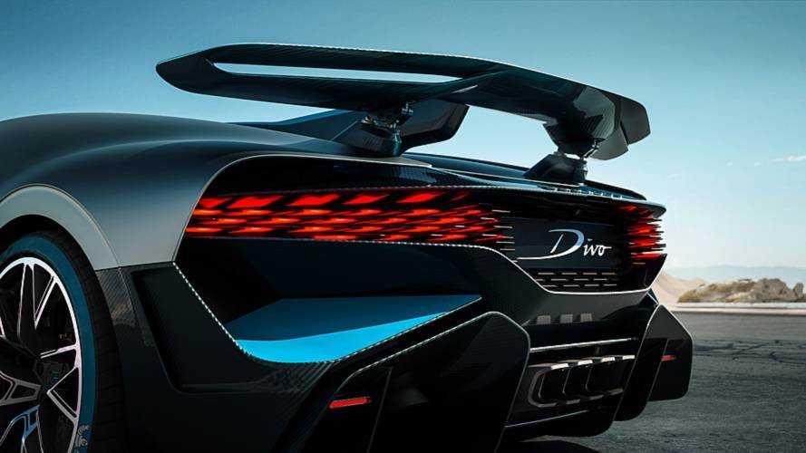Bugatti serisini genişletmeye hazır