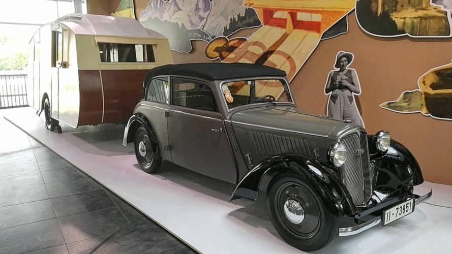 Die Geschichte des  Urlaubs bei Audi